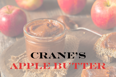Crane's Apply Butter Recipe
